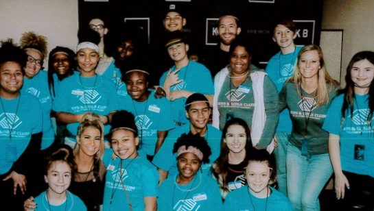 Kane Brown provides VIP Q & A experience for local teens at Boys & Girls Club of Bloomington-Normal